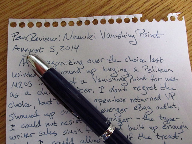 Namiki Vanishing Point