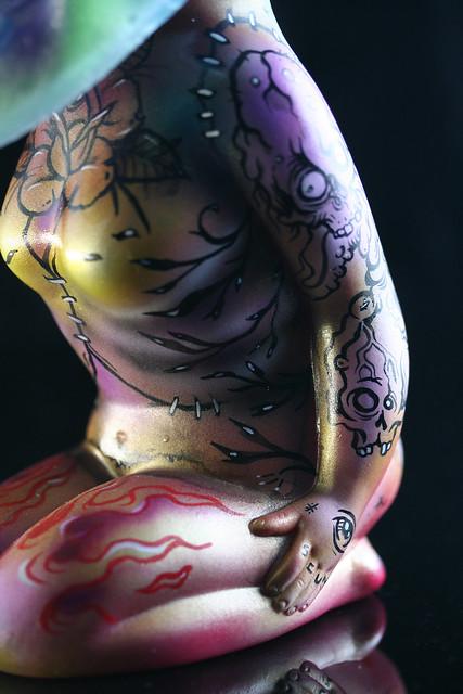 Bella Muerta by Evil Dave x Grody Shogun