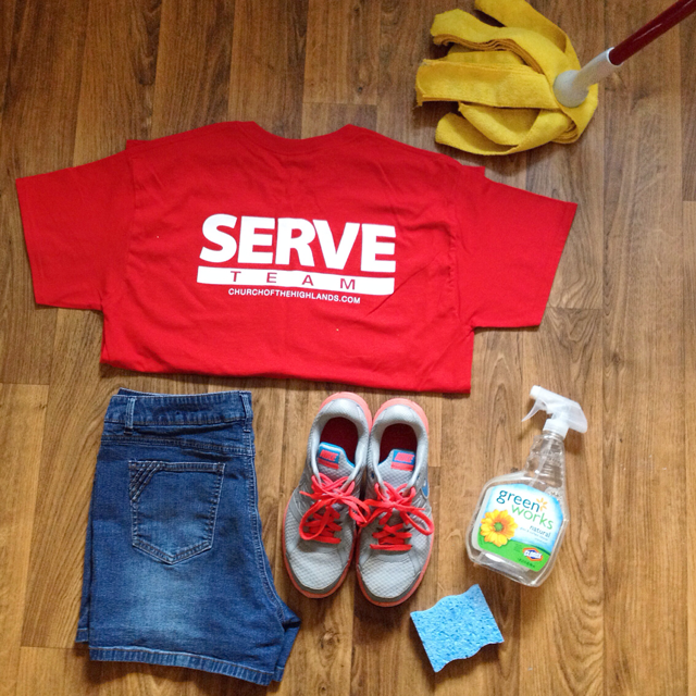 Serve Day 2014