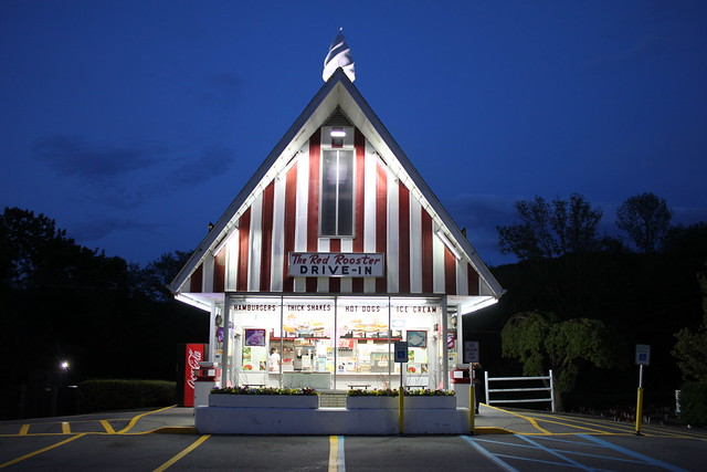 The Red Rooster Drive-In - Brewster, New York - May 19, 2014