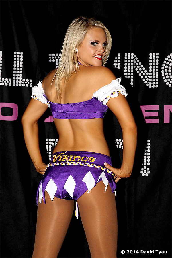 Minnesota vikings cheerleaders swimsuit calendar