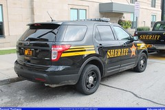 Summit County Sheriff Ford Explorer Utility #570