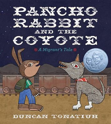 In this pointed allegory, Pancho, a young rabbit, sets out for El Norte to find his father, who is late returning from the great carrot and lettuce fields.