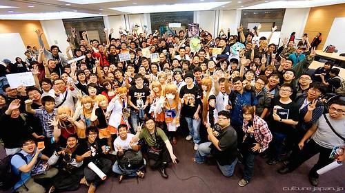 カルチャージャパンナイト ジャカルタ 2013