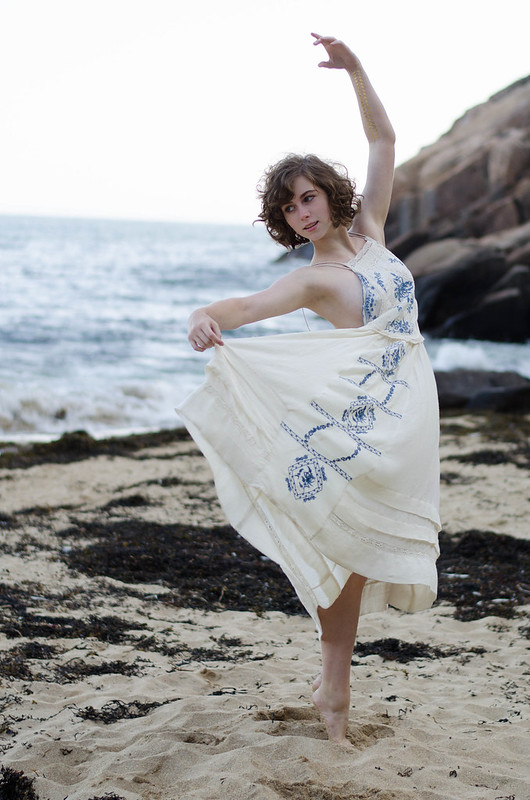 beach ballet 1