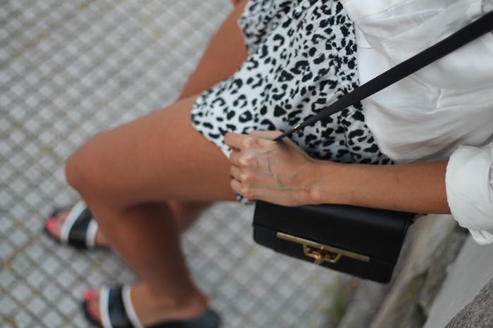 short leopardo