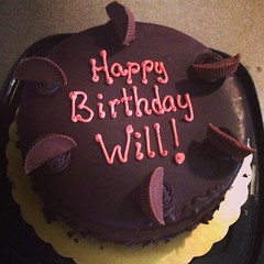 Happy birthday Will