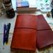 Faux Midori Travel Notebooks by opal c