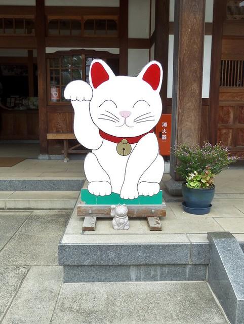 maneki neko, lucky, beckoning cat