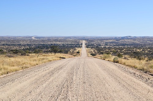 C26 road, Namibie