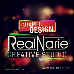 #realnarie #graphicdesign #branding #flyers #standout