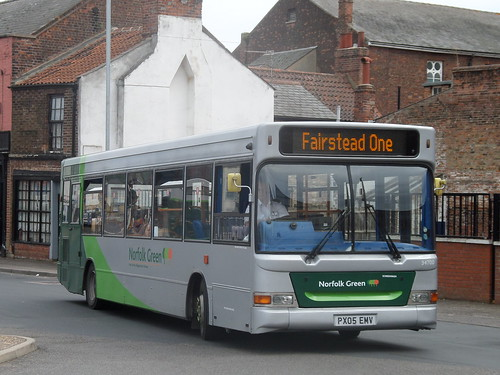 Stagecoach - Norfolk Green 34700 PX05 EMV