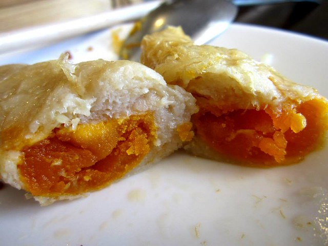 Fish Culture salted egg fish paste roll
