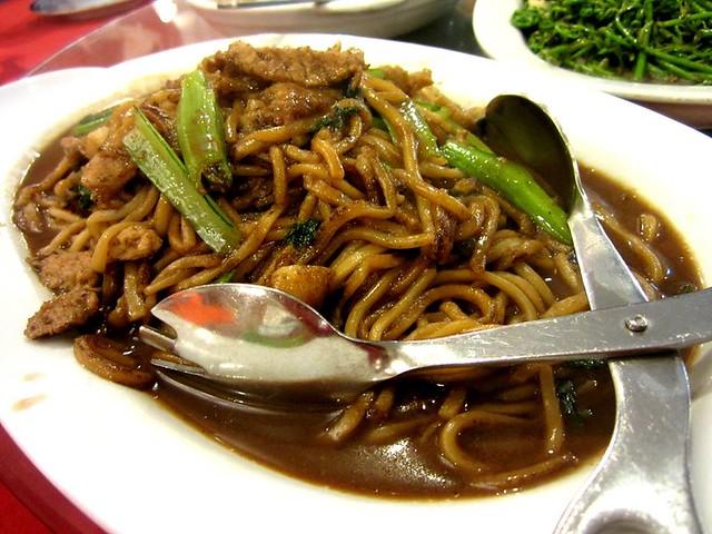 Hock Chu Leu Foochow fried noodles