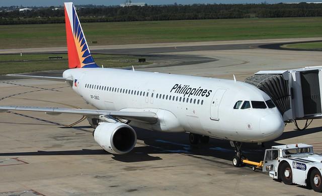 RP-C8613 Airbus A320-214 (cn 3579) Philippine Airlines.