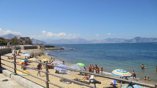 Aspra Beach