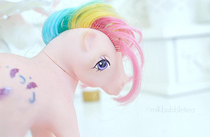 my little ponies toy
