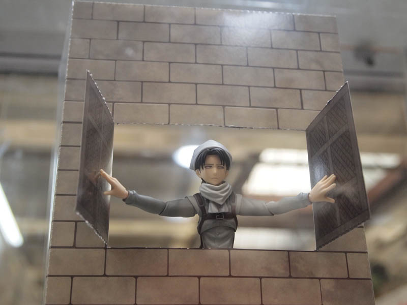 Figma Levi Cleaning ver.