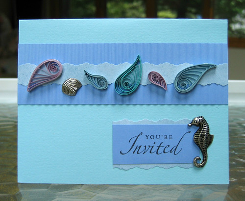 Quilled Card Tutorial