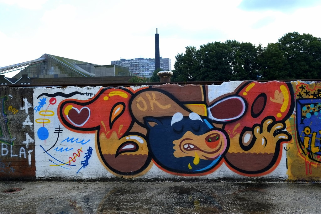 streetart | bue ghent . belgium
