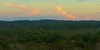 Sunset from Tower 1 at the Cristalino Reserve, Brazilian Amazon