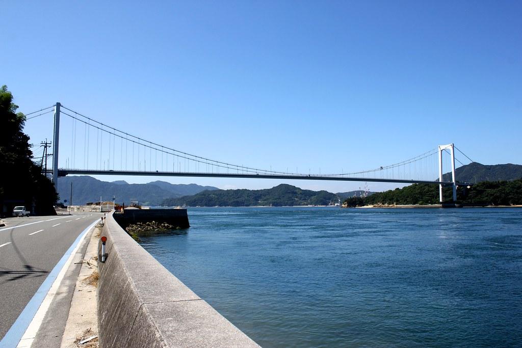 夏のしまなみ海道