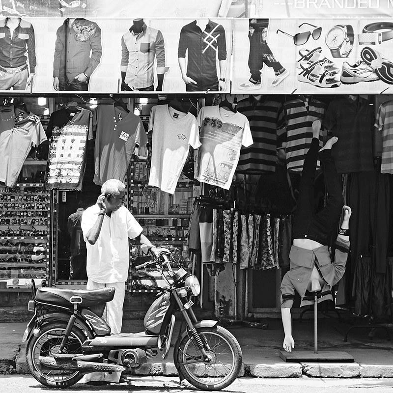 India. Fashion..