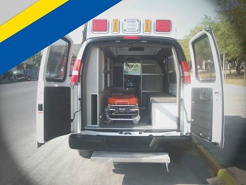 Ambulancia Tipo II Europa XL