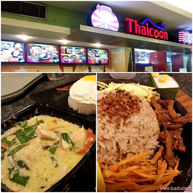 Thaicoon at SM North Edsa, food court
