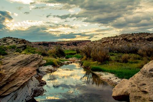 park sunset utah nikon arches national archesnationalpark d7100