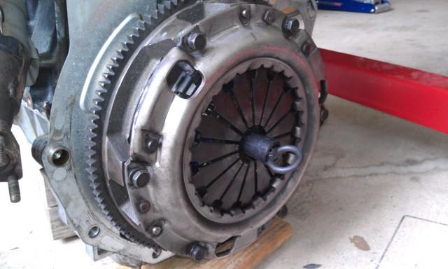MM 00 EVO Engine Install 3