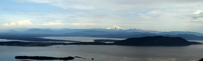 Puget Sound Panorama