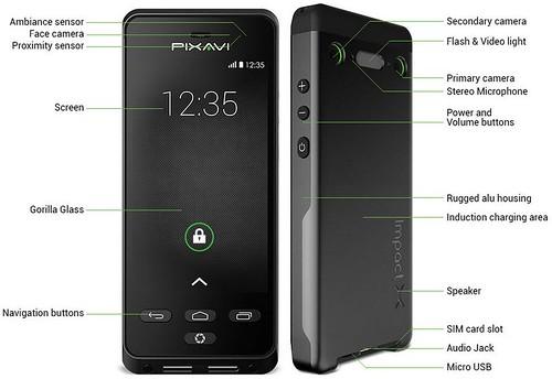 самый защищенный смартфон 2014