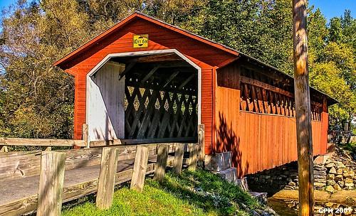 bridge river flickr vermont coveredbridge vt photostream woodbridge 201 2007 lenstagger sonydslra100 walloomsacriver silkrd northbenningtonvt houckster tamron182003563 05257