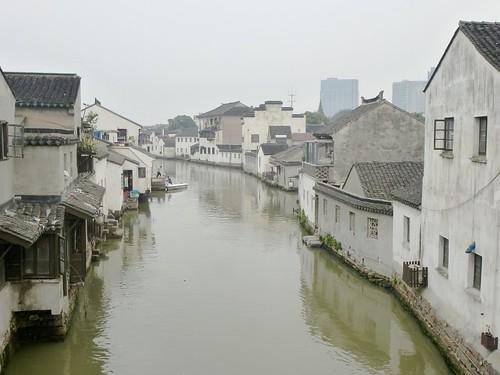 Jiangsu-Suzhou-Colline vers Centre-ville (65)