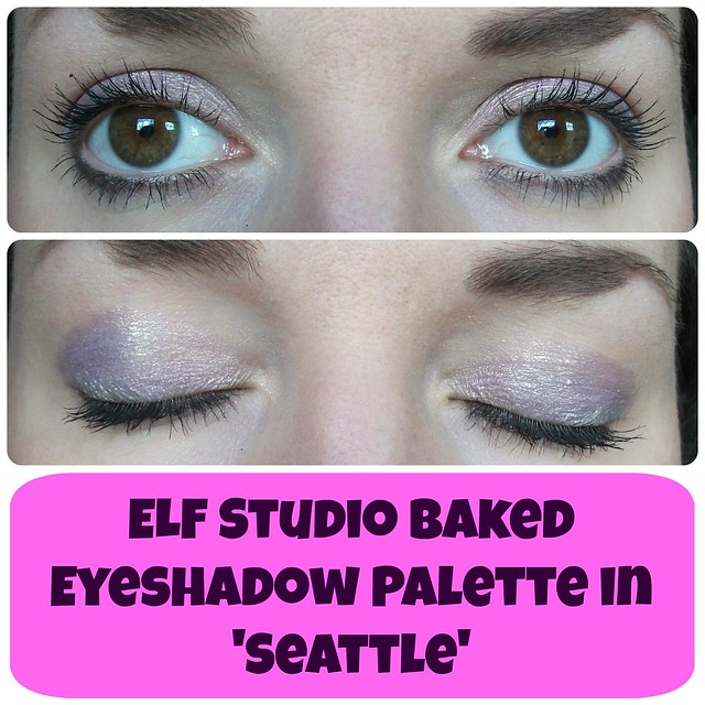 ELF Seattle Palette EOTD