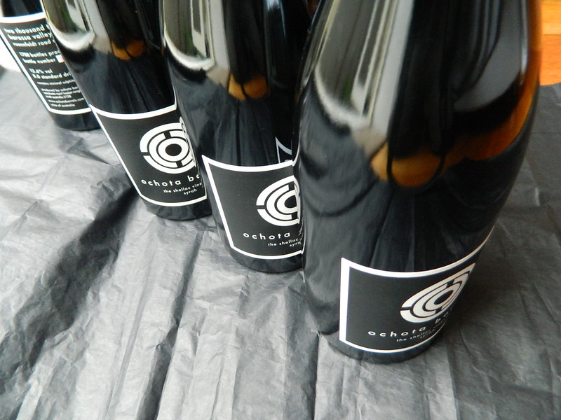 Ochota Barrels 'The Shellac Vineyard' Syrah 2012 (Barossa Valley)