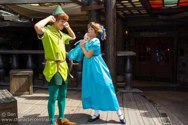 Meeting Peter and Wendy