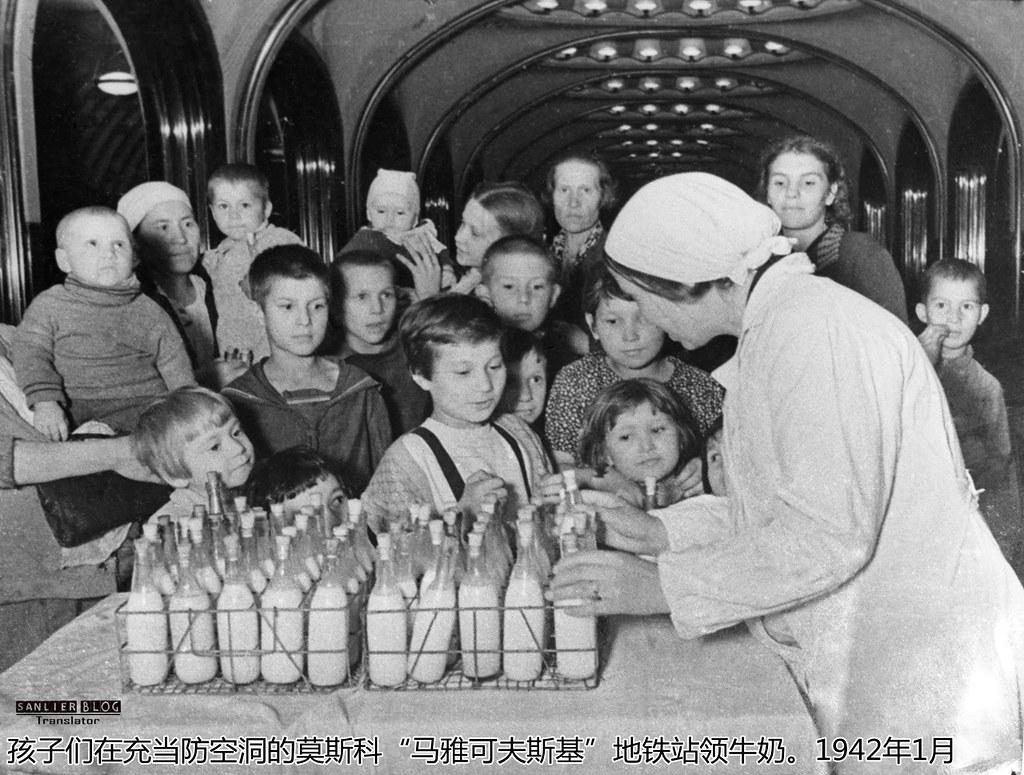 伟大卫国战争中的儿童125