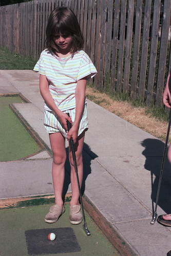 Shannon Mini Golf