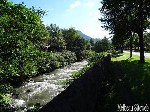 Pays d'auvergne : Au fil de l'eau