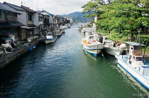 【141日目】ついに舞鶴へ!日本海の京都は全然違う(福井-京都)