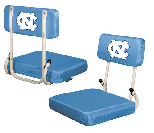 North Carolina Tarheels Hard Back Stadium Seat