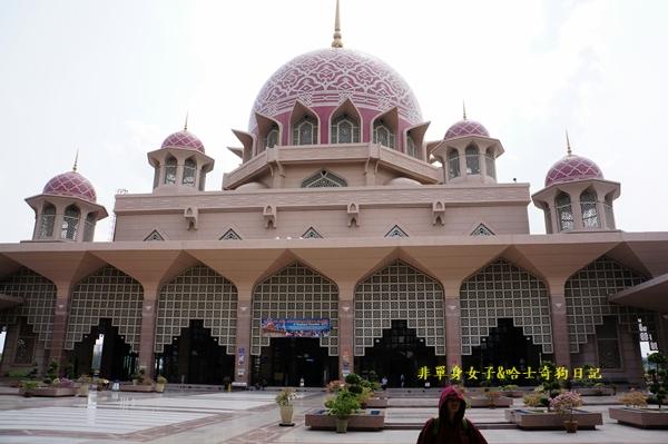 吉隆坡04粉紅清真寺