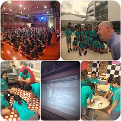 All in all, a pretty great first day. Lots of service, community building and #love. #uwcsea_east #year3 #build