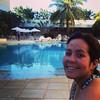 Na piscina! #pool #piscina #wetiga #hotel #ms #matogrossodosul #bonito