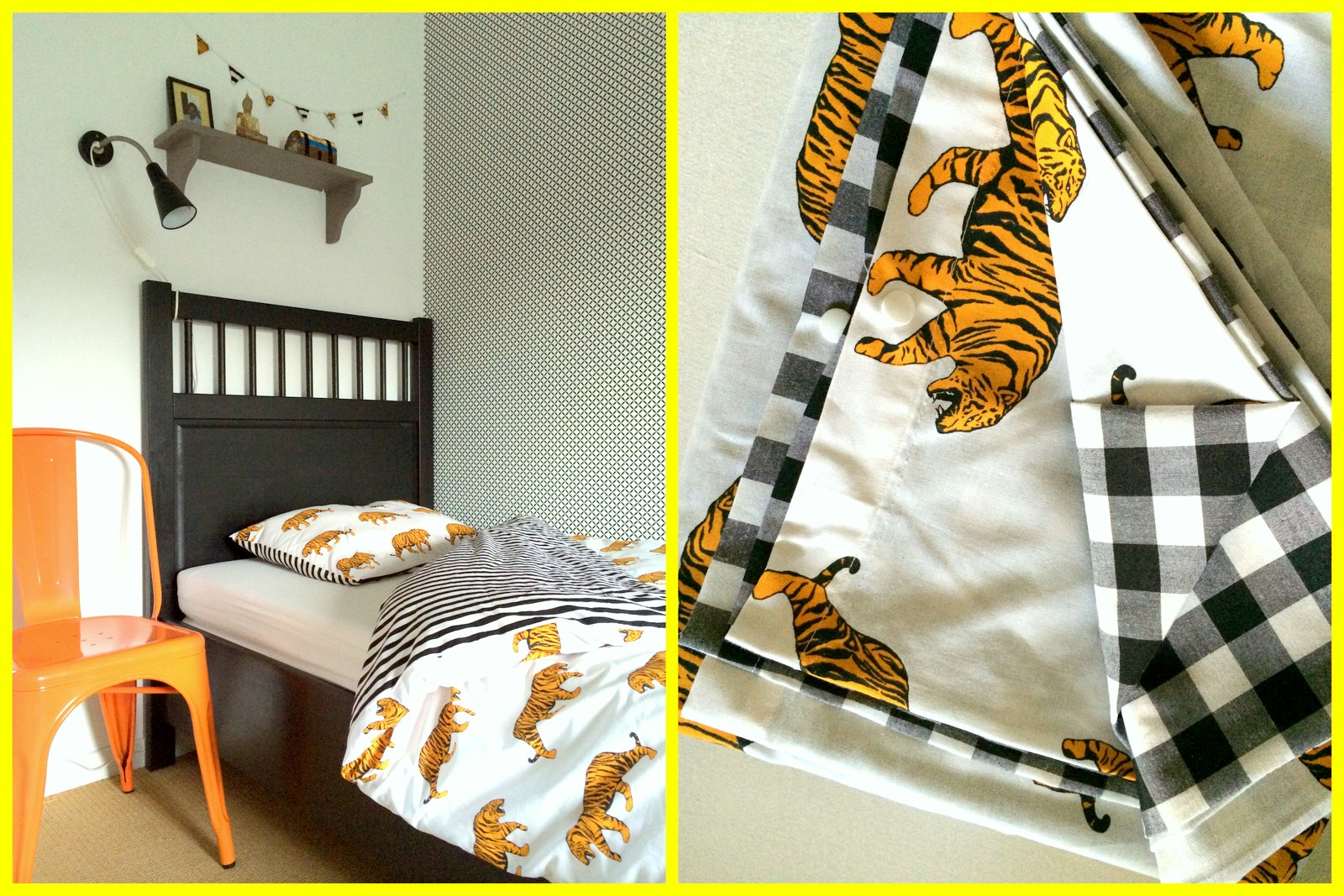 Jakob's room (bedding)