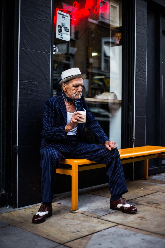 Street Style - Mick, Brick Lane
