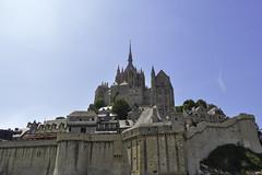 Mont St. Michel - Normandy, France