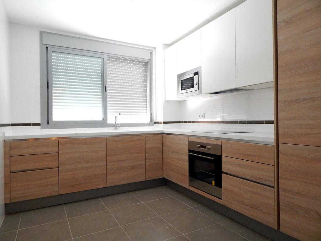 Muebles de cocina sin tiradores  cocinasalemanascom